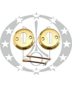 Дверна накладка Metal-Bud PZ латунь лакована