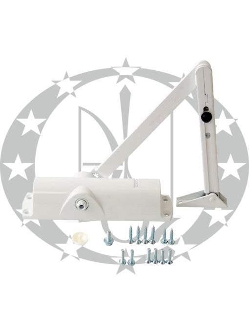 Амортизатор дверний GEZE TS1000 C білий