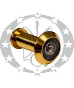 Дверне вічко 200* d16 40-70 латунь