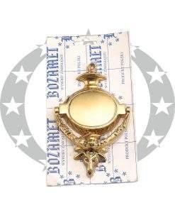 Дверна стукалка Баран латунь