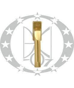 DR LOB VEGA металева F3 анодована жовта