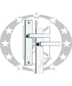 Ручка противзломна LOB MKS01 90 PZ хром