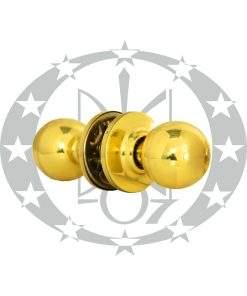 Галка дверна TESA Bola (290560LP) глуха латунь