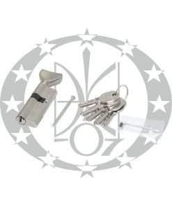 Серцевина ISEO R6 30/30 вороток нікель