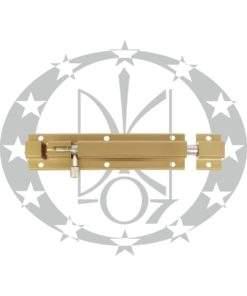 Засув AMIG mod.501 (325) латунь