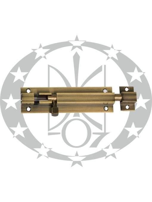 Засув AMIG mod.391 (6393) 80 мм бронза