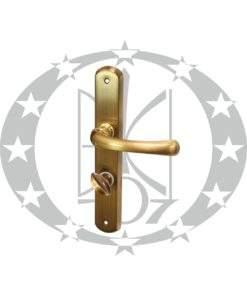 Ручка дверна DND Martinelli LORENA 72 WC OGR бронза