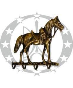 Вішак великий Кінь бронза