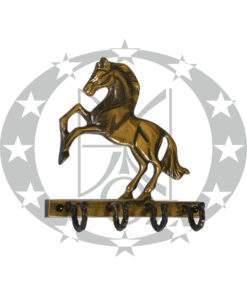 """Вішак малий """"Кінь"""" бронза"""