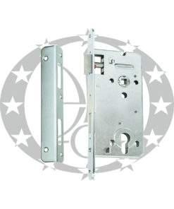 Механізм врізний GERDA ZW - 100 90/50 PZ цинк білий