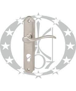 Ручка дверна Nomet BARON T-027-172 72 PZ (G5)