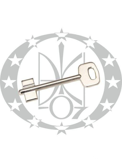 Заготовка ключа EURO ELZET No.700