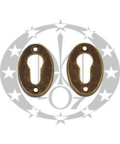 Накладка овальна Metal-Bud PZ бронза