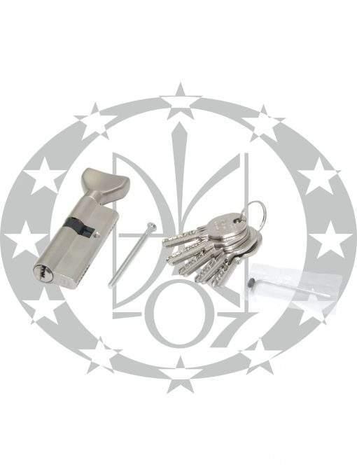 Серцевина ISEO R6 50/60 вороток нікель