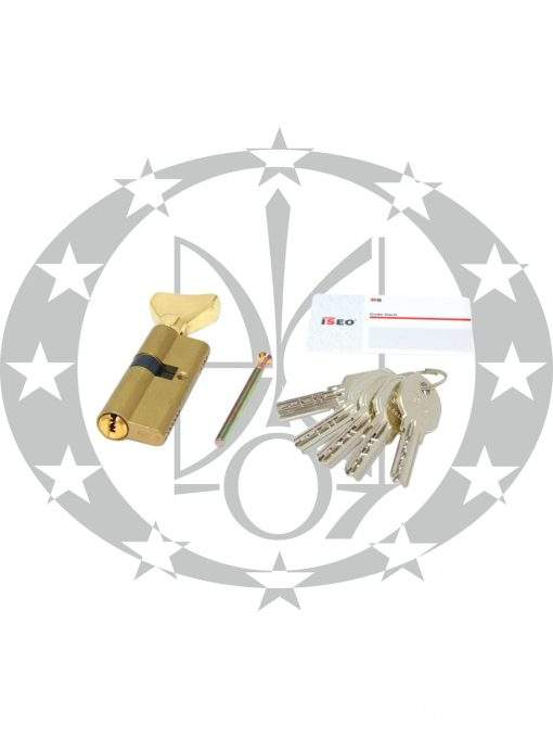 Серцевина ISEO R6 45/30 вороток латунь
