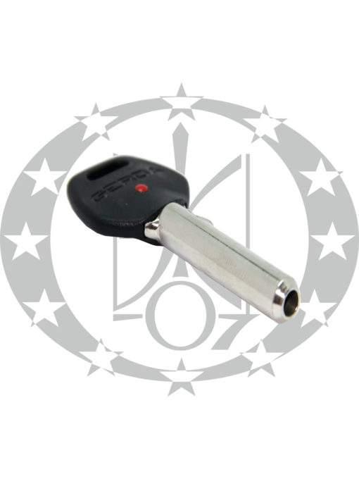 Заготовка ключа Gerda ZX GT-3