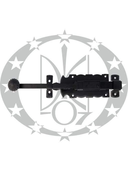 Засув AMIG mod.410 (6103) чорний