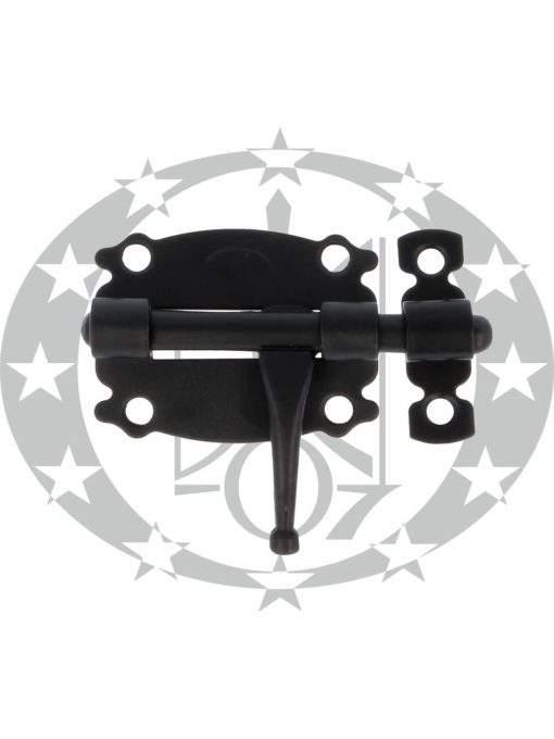 Засув AMIG mod.484(6120) чорний