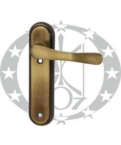 Ручка Metal-Bud BISZKOPT-BIS глуха бронза