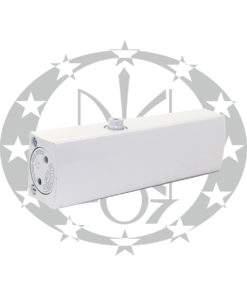 Амортизатор дверний з важелевою тягою GEZE TS1500 білий