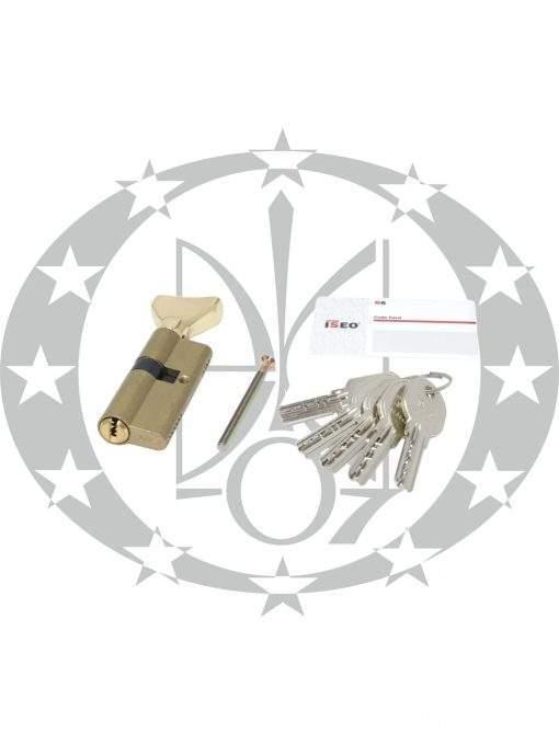 Серцевина ISEO R6 60/40 вороток латунь