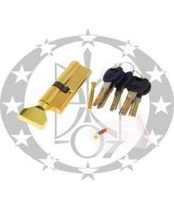 Серцевина IMPERIAL CK горизонтальний ключ 35/55 латунь