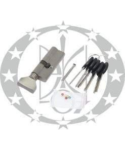 Серцевина IMPERIAL CK горизонтальний ключ 32/53 нікель