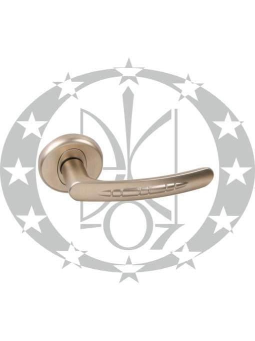 Ручка дверна Nomet KOBRA T-571-104 розета (G5)
