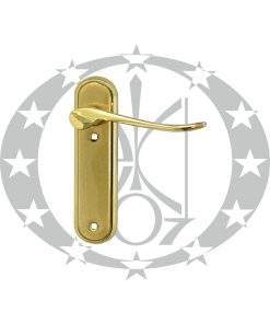 Ручка дверна Metal-Bud LYZECZKA-BIS глуха
