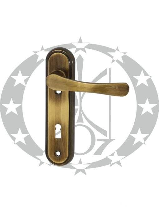 Ручка під ключ Metal-Bud BISZKOPT-BIS 72 бронза