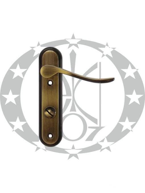 Ручка Metal-Bud LYZECZKA-BIS 72 WC бронза