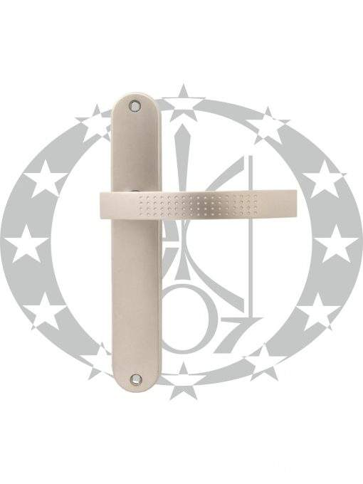 Ручка дверна Nomet ARGUS T-505-100 глуха (G5)