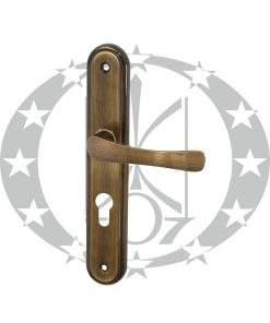 Ручка дверна Metal-Bud BISZKOPT 60 PZ бронза