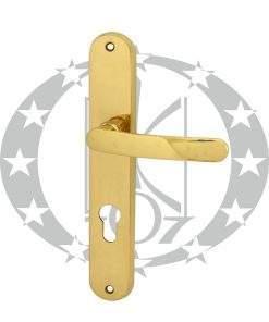 Ручка дверна Martinelli PRELUDE (750/Y-72/OLV) 72 PZ OLV латунь