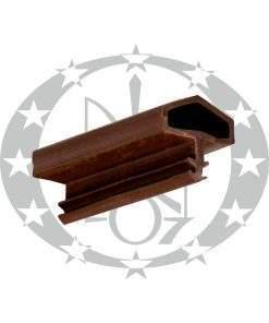 Ущільнювач дверний 0304 коричневий