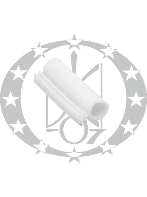 Ущільнювач дверний 0307 білий (i)