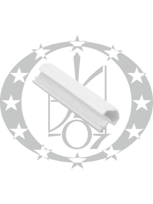 Ущільнювач дверний 0304-10 білий (i)