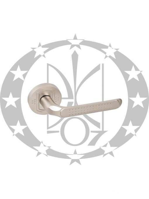 Ручка Nomet ANDROMEDA T-821-112 розета (G5)