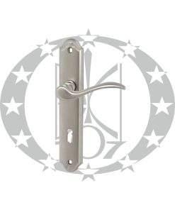 Ручка дверна Nomet BARON T-026-172 72 ключ (G5)