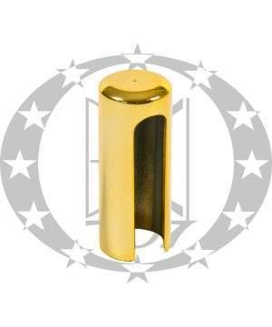 Накладка на завіси Ф14 золото