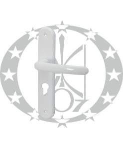 Ручка Нова біла 55 PZ