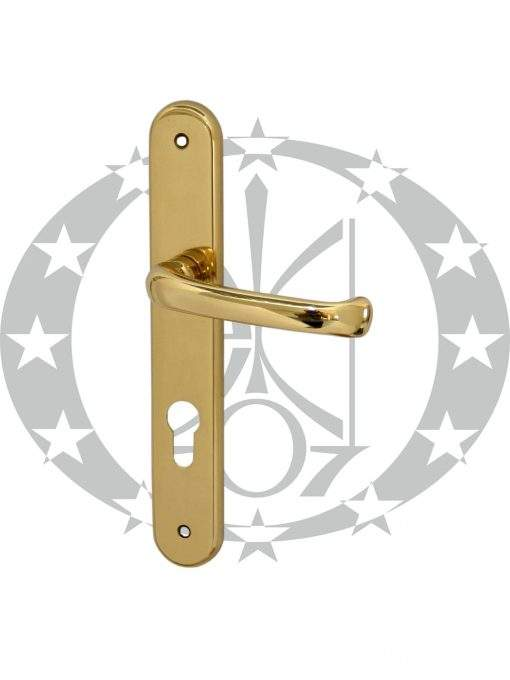 Ручка дверна Bruni MARY 72 PZ