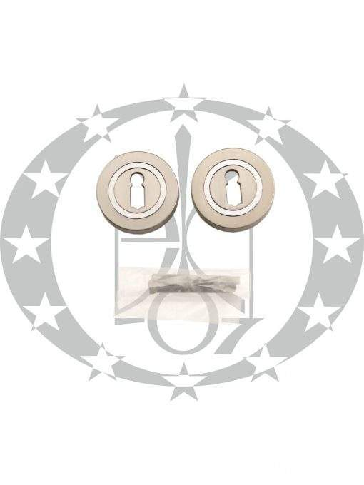 Дверна накладка під ключ Nomet T-002-100 G8/G2