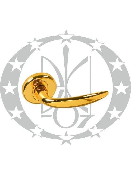 Ручка Nomet AQUILA T-881-104/06 розета (G30)