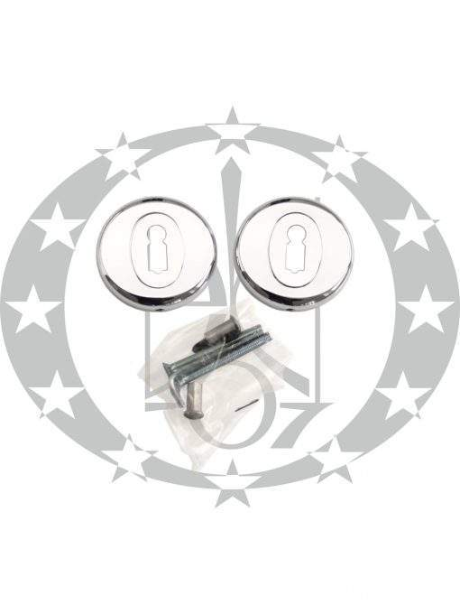 Накладка дверна Nomet T-002-104 ключ G2