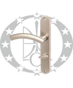 Ручка дверна Nomet GEMINI T-668-172 72 WC (G5)