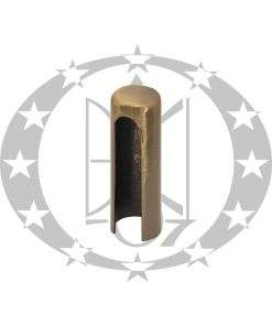 Накладка плоска на завіси STV Ф14 бронза