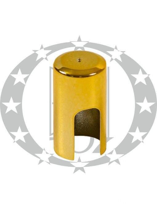 Накладка коротка золото