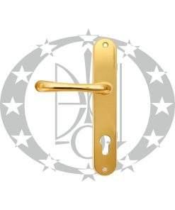 Дверна ручка Nomet DRACO T-807-190 90 PZ (G30)