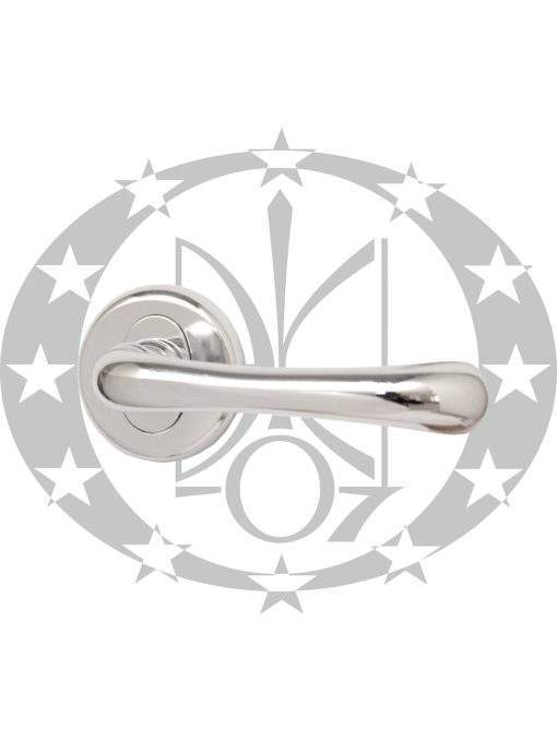 Ручка дверна Nomet DRACO T-801-104 розета (G2)